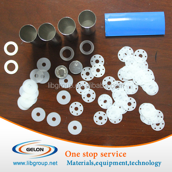 18650 Cylindrical cell Case for lithium ion battery making machine