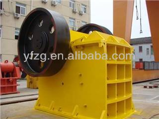 Yufeng Aggregate Crusher pulverizer plant (PE 900*1200 )