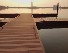 no swelling no distortion easy to clean wood plastic composite decking