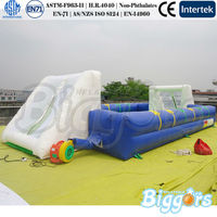 Entertainment Toys Inflatable Football Pitch for Sport Competition