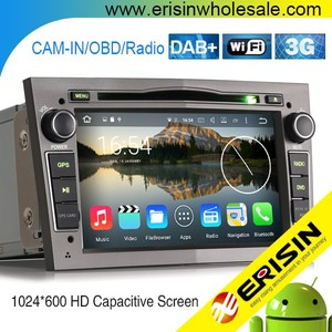 "Erisin ES6681P 7"" Android 6.0 Car Multimedia Player with GPS Navigator for Signum"