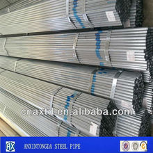 Construction Material Galvanized Steel Pipe Companies Looking For Partners In Africa
