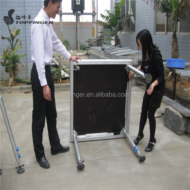 truss lighting clamps hydraulic cylinders multi design wedding backdrop aluminium outdoor concert stage for rental