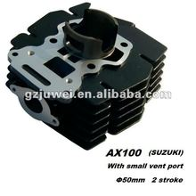 MOTORCYCLE CYLINDER for SUZUKI AX100