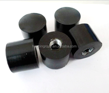 Customized high quality neoprene CR rubber buffer