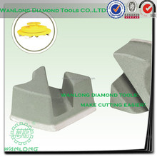 T105 stone grinding block manufacturer&supplier-frankfurt magnesite abrasive for marble and granite limestone rough grinding