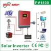 <Must Solar> PV1800 series 4KVA 48V PV power off grid inverters with pure sine wave for solar generator system with CE/ISO
