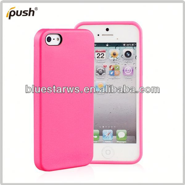 Soft TPU Back Cover For Iphone5S&5G Slim Bumper Mobile Phone Case For Iphone 5s