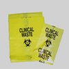 Custom medical waste bag biodegradable plastic waste bag