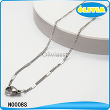 Olivia new factory wholesale small stainless steel chain to make jewelry