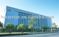 PVDF aluminum cladding panel curtain walls