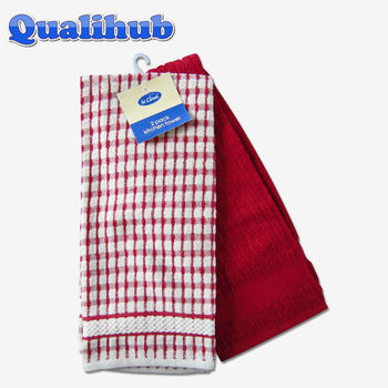 100%cotton kitchen towel set