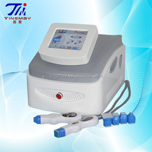 Fractional RF Wrinkle Removal for distributing