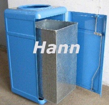 Thrash bin buy dust bin product on for Decoratives from waste