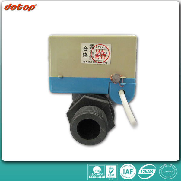 High quality electronic water flow meter aqua jet water meter mini water meter made in China