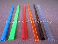 PVC slide binder(triangle shape)