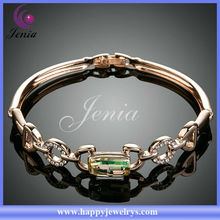 2013 NEW EXCLUSIVE DESIGN 18K GOLD PLATED BANGLE WITH HIGH QUALITY CHEAP PRICE (XB004)