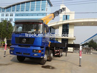 Shacman 20 ton hydraulic truck crane for sale. shacman 20 ton hydraulic boom truck crane,shacman 20 ton truck mounted crane