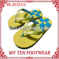 Hot Nude Kids Flip Flops In New Fashion PVC Strap