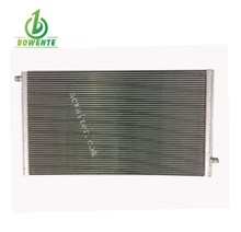 Air Parallel Flow Car AC Condenser Price Size 850*470*25mm for Russian Market