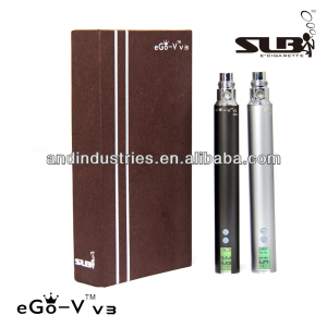 eGo V V3 Digital Variable Voltage 3.0V - 6.0V Slim Battery with USB and LCD