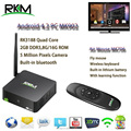 Quad Core XBMC Android MINI PC with 5MP Camera,Air Mouse & Mini keyboard MK706