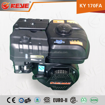 New designed 6.5hp and 7hp Gasoline Engine