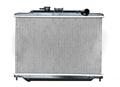 High Quality and good service Auto Car Aluminum Radiator