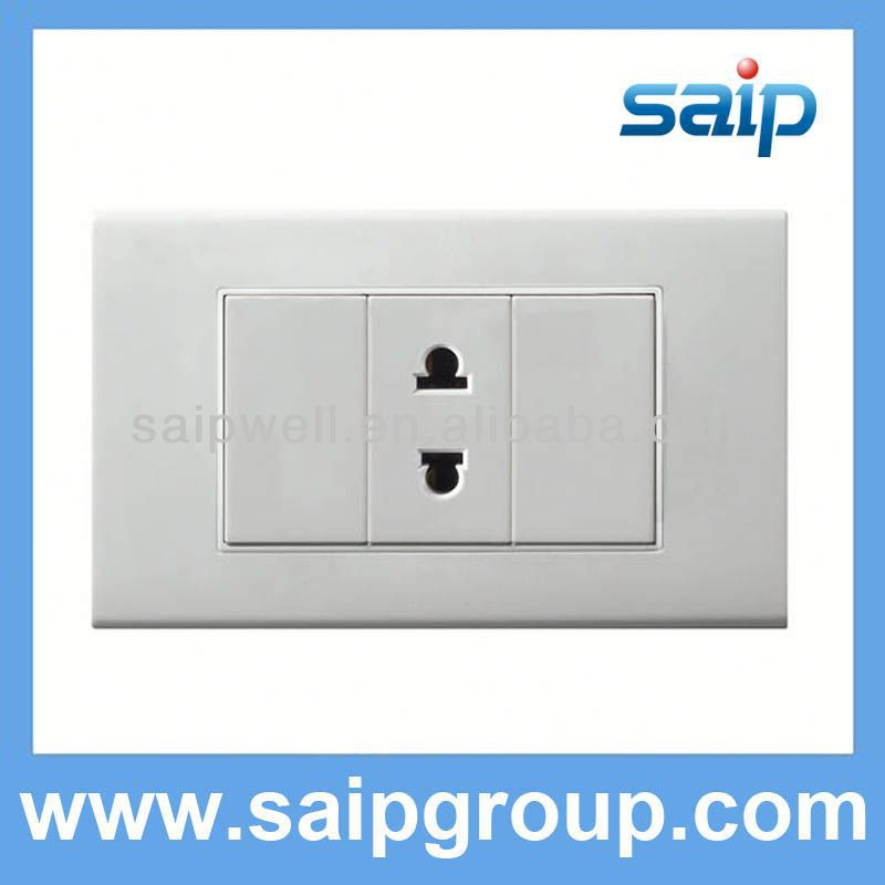 Hot sale wall switch socket outlet with high quality