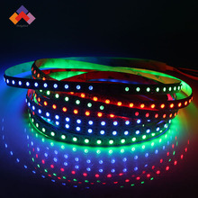 Full color 74leds/m smd 5050RGB SK6812 waterproof led strip