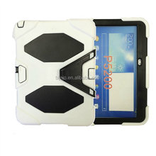 Shockproof Tablet Case Silicone Rubber Tablet Case Silicone + PC Case for GALAXY Tab 3 10.1inch P5200