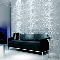New design high quality vinyl wall panel/home decorative wall coating