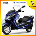 2017 China VISTA scooter 250cc led light 4 stroke engine led light EEC EPA DOT racing bike motor scooter