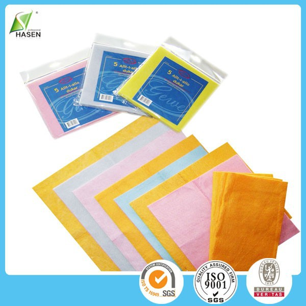Household home master high quality products made by kinds of nonwoven cloth