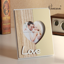 joint wood picture frame lover photo frame for couple