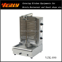 Electric rotary Middle east grill/ Shawarma grill machine VZK-890