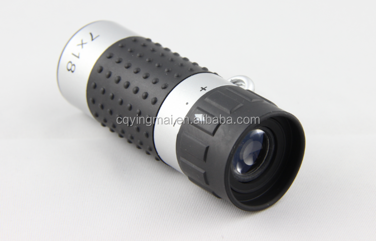 Adjustable Focus Pocket Size Monocular Telescope