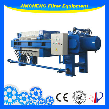 Used motor oil recycling machines membrane filter press for Used motor oil recycling equipment
