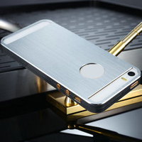 Full Alloy Metal Case For Apple Iphone 5 5s Cover With Safe protect Cell Phone Bling Case For Iphone5