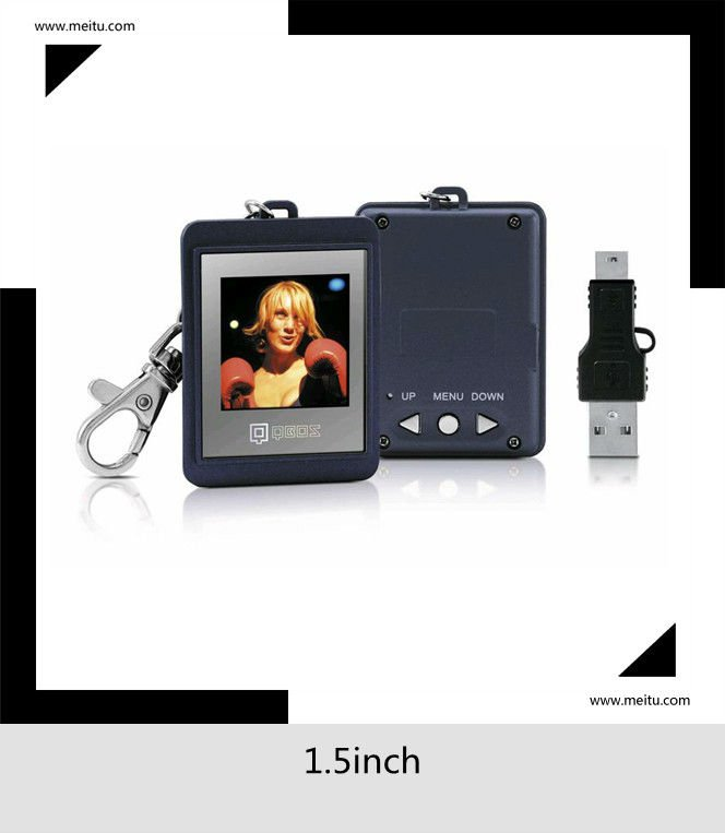 battery powered digital photo frame