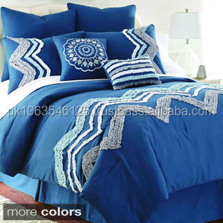 Whisper Comforter Set and Sham Separates,feather printed bedding set LATEST DESIGNS GI_5014