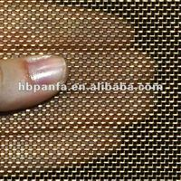 18x14 Mesh Bronze Wire Mesh/bronze insect screen/properties of twill weave/Properties:plain weave,twill weave,dutch weave