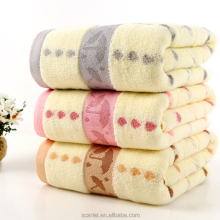 white cotton custom bath set 100% printed kitchen tea towels