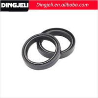 Car Parts Silicone Rubber Gearbox Spring Oil Seals for Mitsubishi