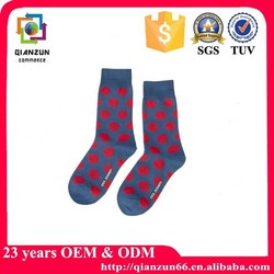 Men Cotton Socks,Men Socks,Men Dot Colorful Socks/Knit Men Cotton Socks/Colorful Dress Socks