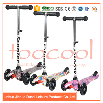 3 wheels cheap children's micro scooters