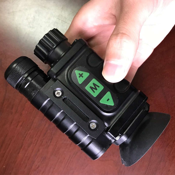 Military-grade Thermal Monoculars for Outdoors