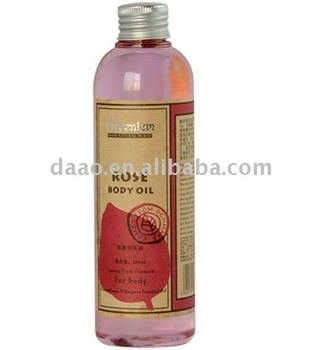 rose body oil
