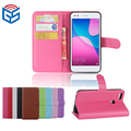 Premium PU Flip Wallet Leather Cover Case For Huawei P9 Lite Mini