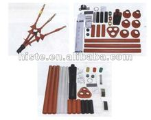 33kV indoor termination kits heat shrinkable cable accessories, cable accessories